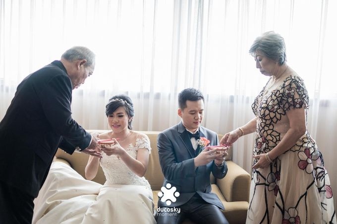 Indra Astrell Wedding | The Morning by Tracy Bridal House - 026