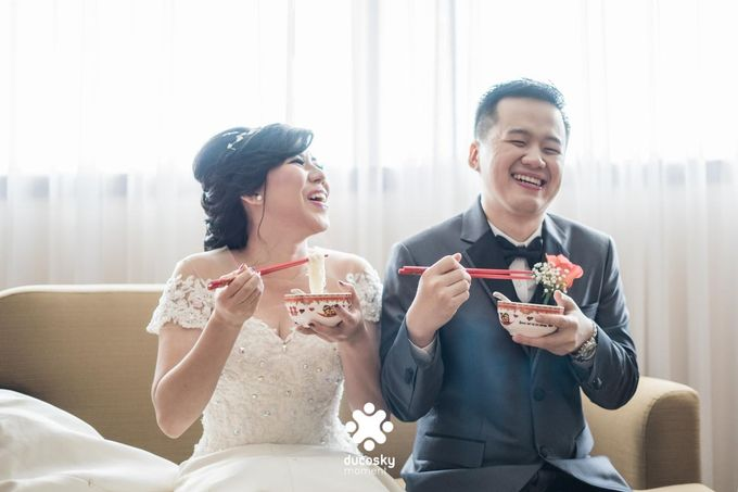 Indra Astrell Wedding | The Morning by Tracy Bridal House - 027