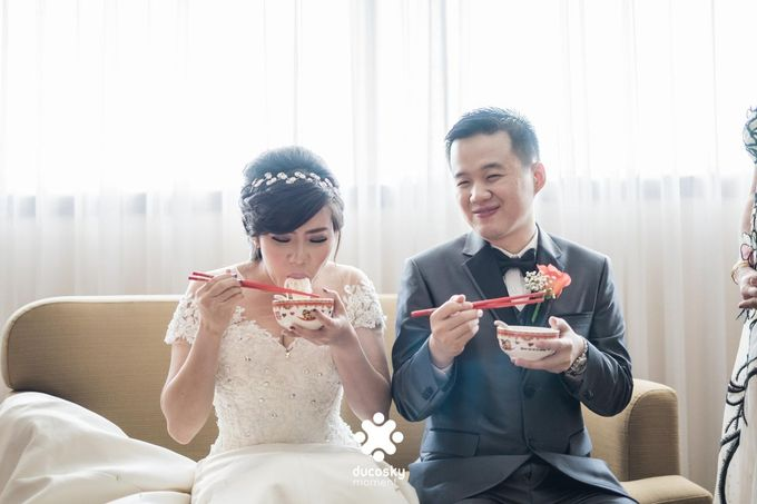 Indra Astrell Wedding | The Morning by Tracy Bridal House - 028