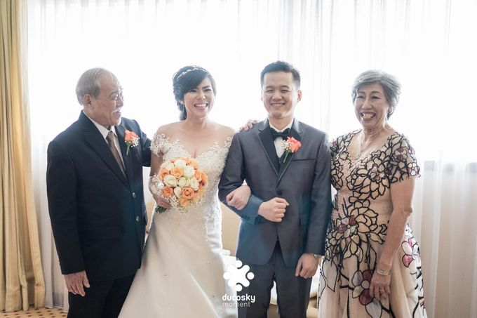 Indra Astrell Wedding | The Morning by Tracy Bridal House - 030