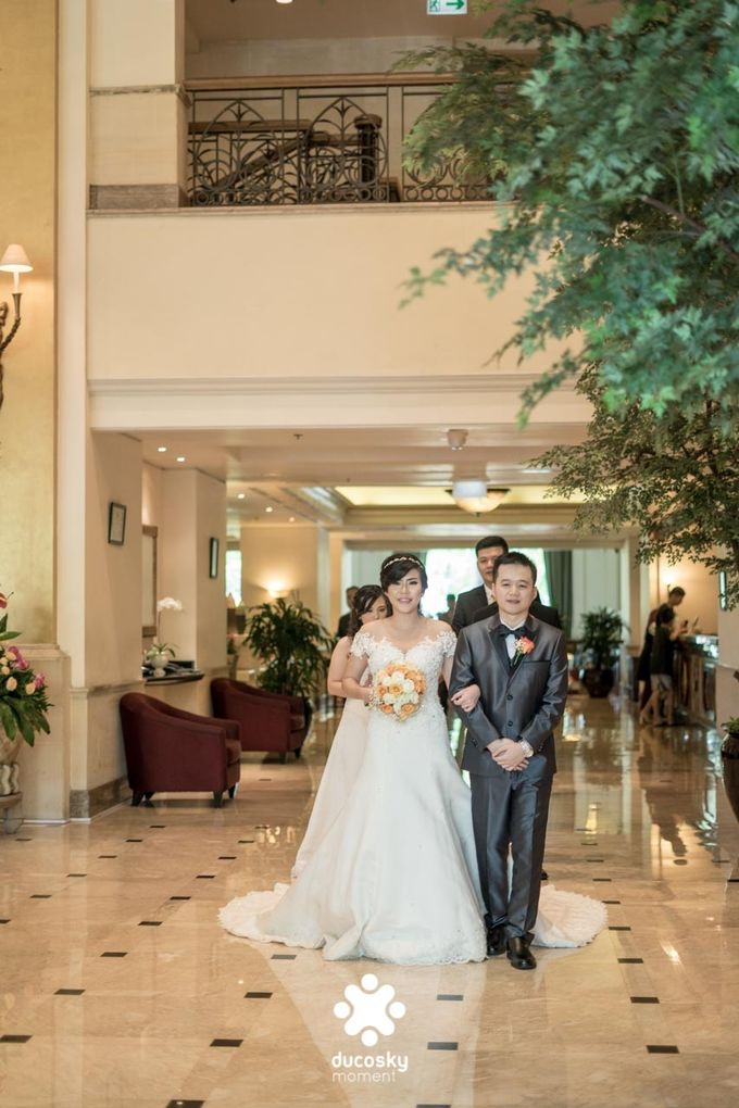 Indra Astrell Wedding | The Morning by Tracy Bridal House - 032