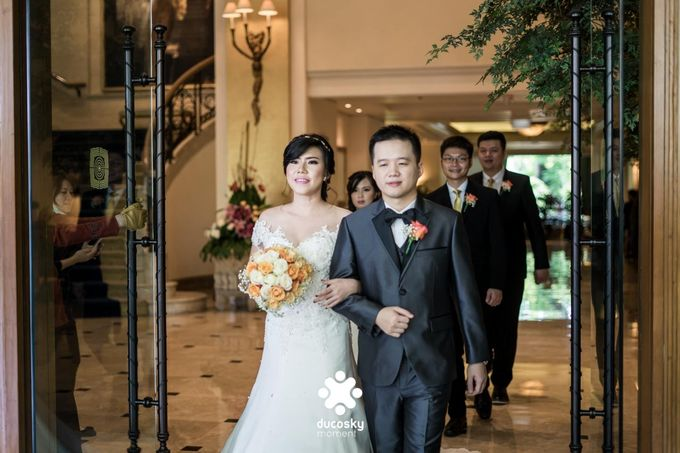 Indra Astrell Wedding | The Morning by Tracy Bridal House - 033