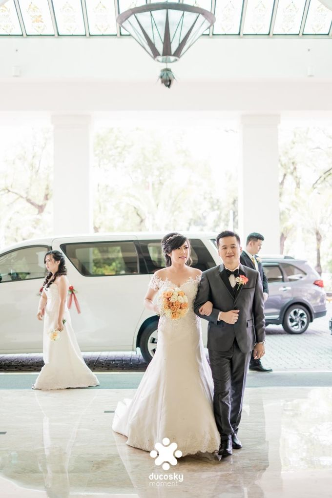 Indra Astrell Wedding | The Morning by Tracy Bridal House - 037