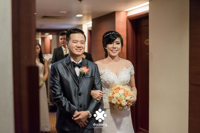 Indra Astrell Wedding | The Morning by Tracy Bridal House - 038