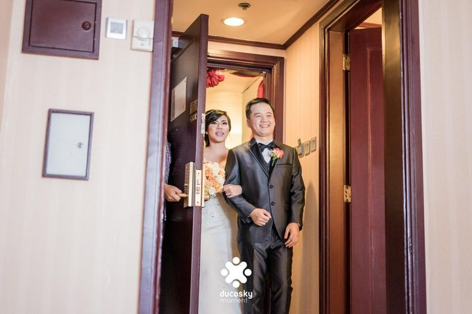 Indra Astrell Wedding | The Morning by Tracy Bridal House - 039