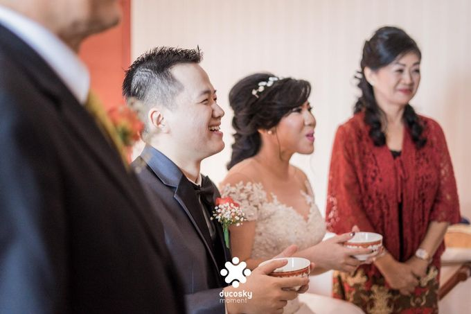 Indra Astrell Wedding | The Morning by Tracy Bridal House - 046