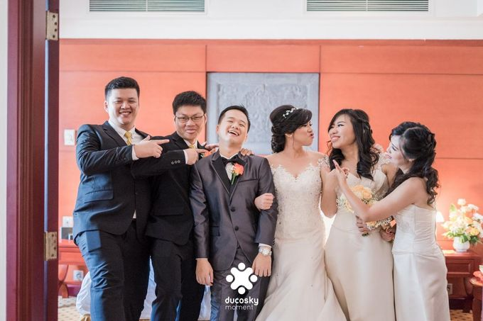 Indra Astrell Wedding | The Morning by Tracy Bridal House - 048