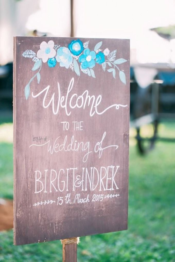 Brigit & Indrek by The Bridal Planner Thailand - 001