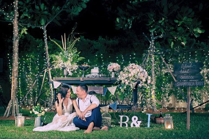 Brigit & Indrek by The Bridal Planner Thailand - 012