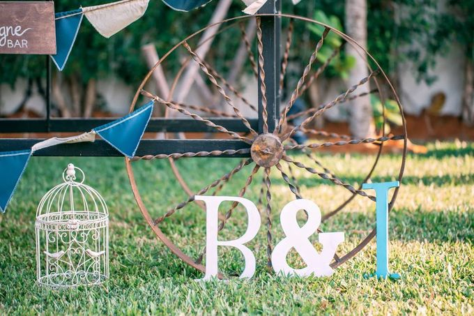 Brigit & Indrek by The Bridal Planner Thailand - 005