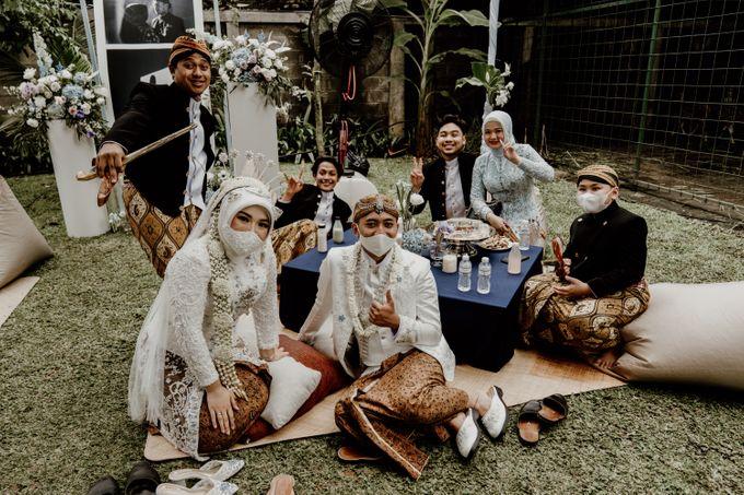 Ines & Ibrahim Wedding by AKSA Creative - 023