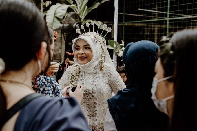 Ines & Ibrahim Wedding by AKSA Creative - 024