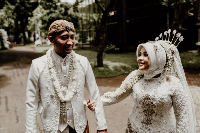 Ines & Ibrahim Wedding by AKSA Creative - 022