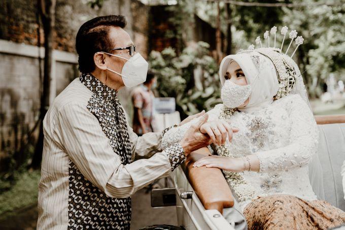 Ines & Ibrahim Wedding by AKSA Creative - 020