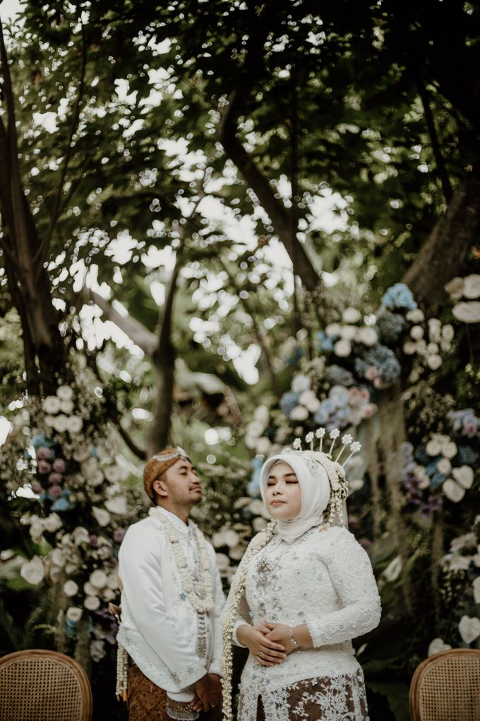 Ines & Ibrahim Wedding by AKSA Creative - 021