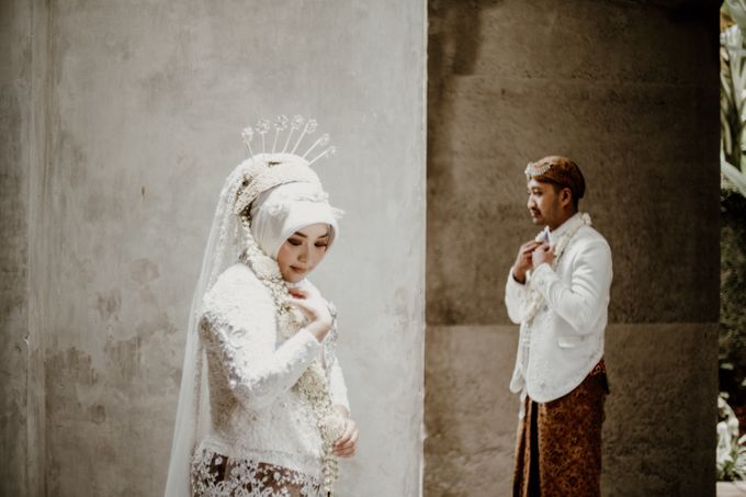 Ines & Ibrahim Wedding by AKSA Creative - 019