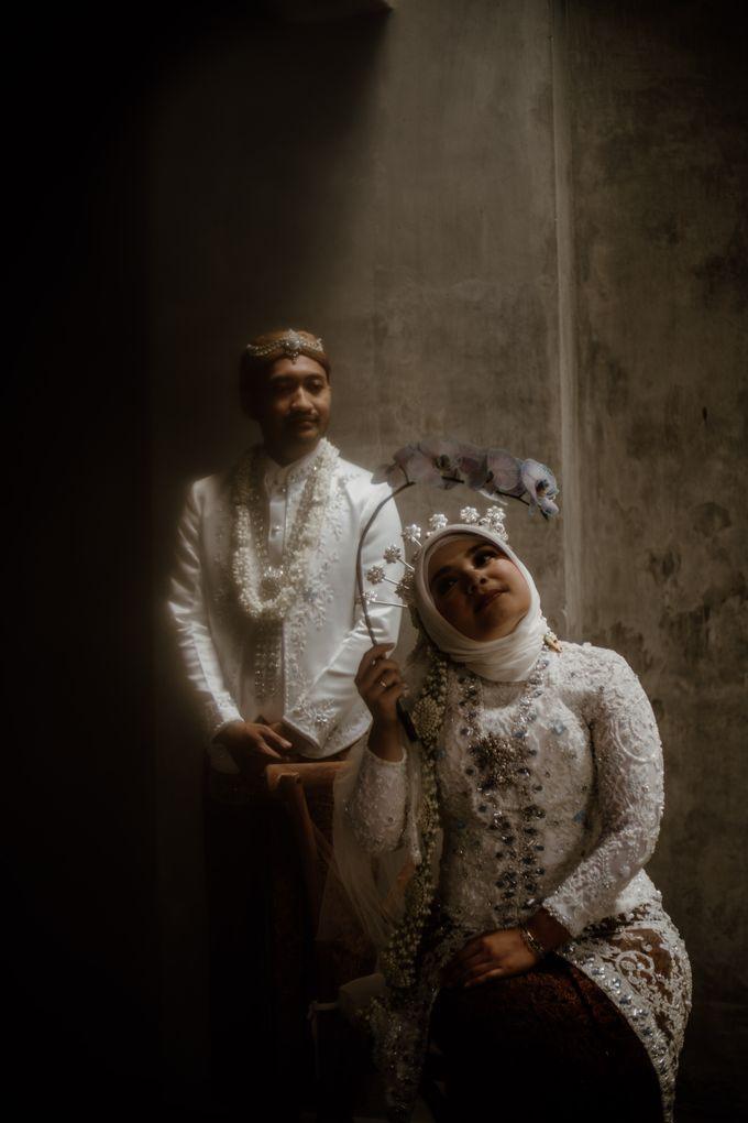Ines & Ibrahim Wedding by AKSA Creative - 018