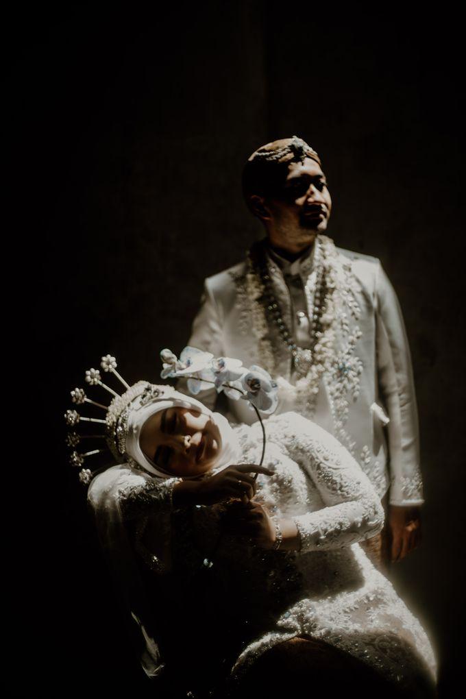 Ines & Ibrahim Wedding by AKSA Creative - 017