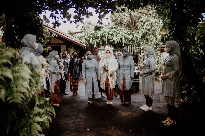 Ines & Ibrahim Wedding by AKSA Creative - 016