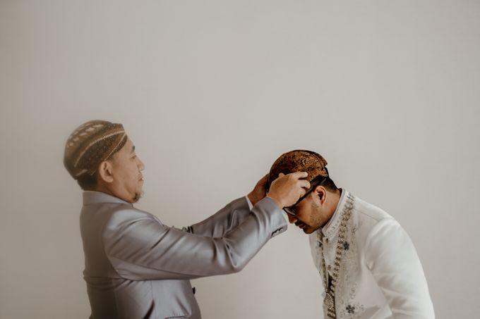 Ines & Ibrahim Wedding by AKSA Creative - 034