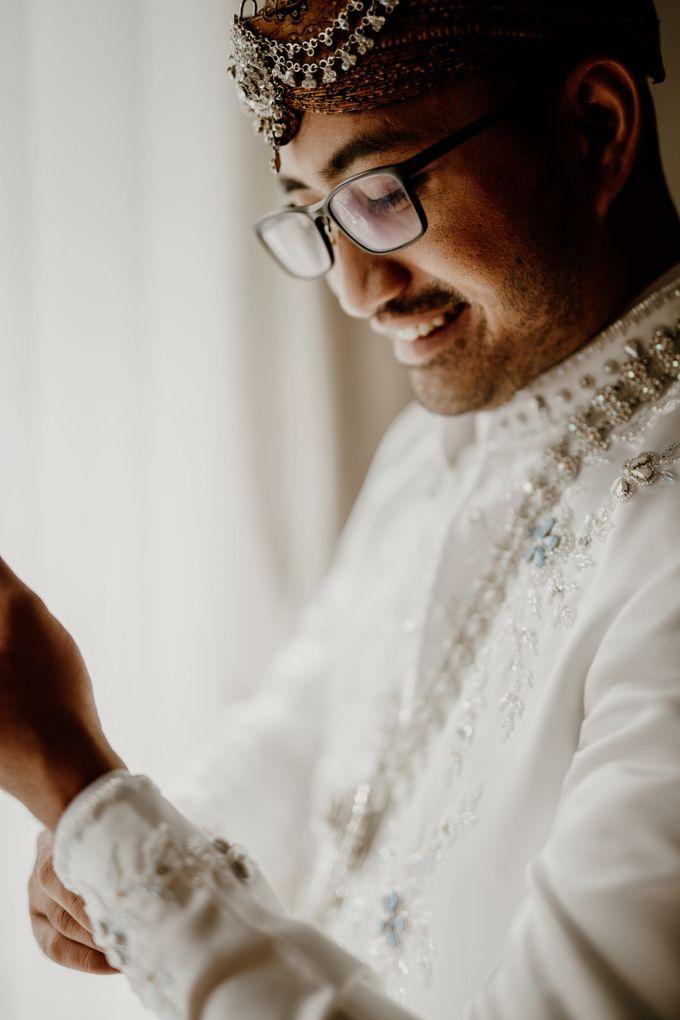 Ines & Ibrahim Wedding by AKSA Creative - 033