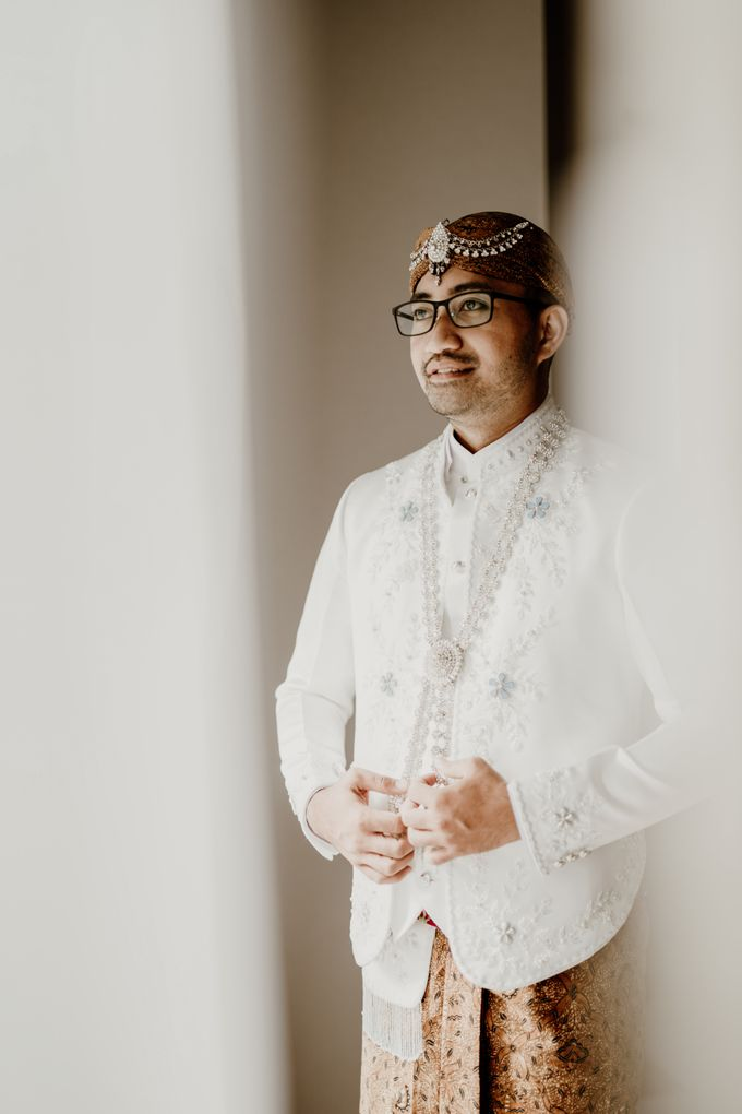 Ines & Ibrahim Wedding by AKSA Creative - 032