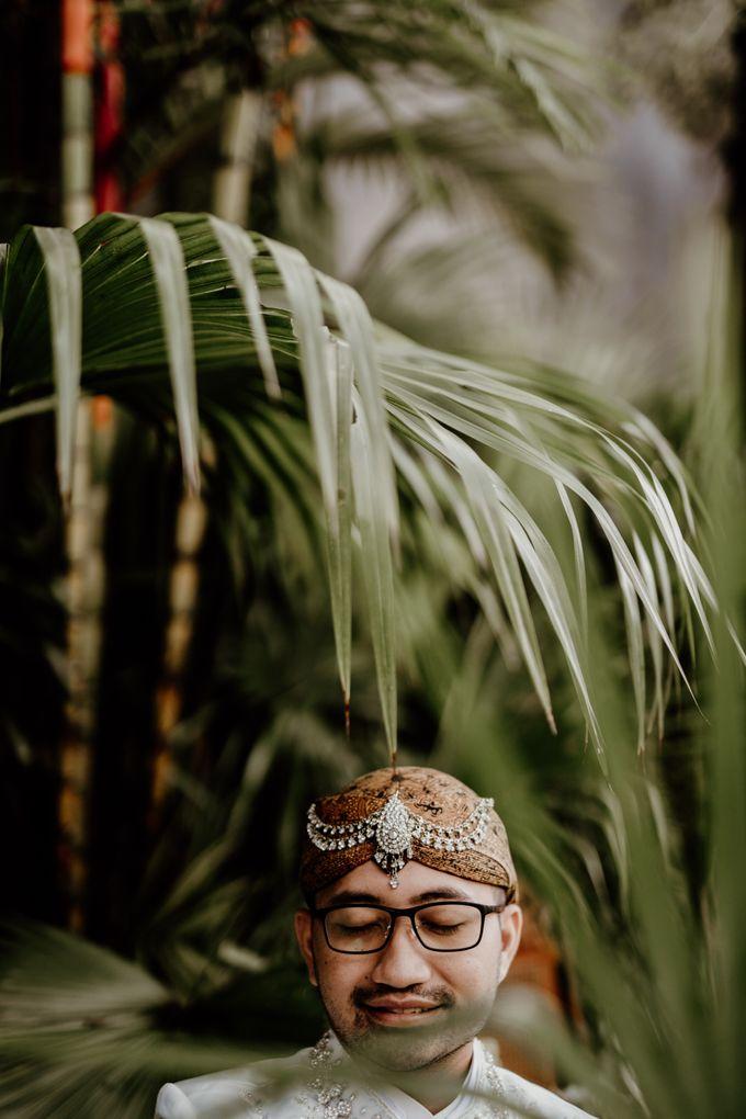 Ines & Ibrahim Wedding by AKSA Creative - 031