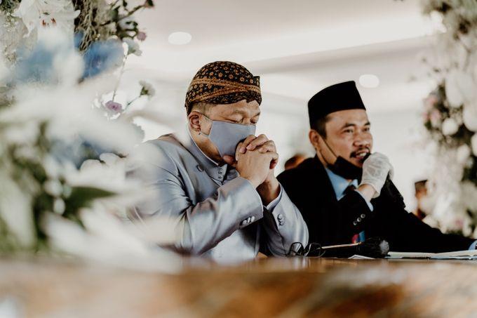 Ines & Ibrahim Wedding by AKSA Creative - 030