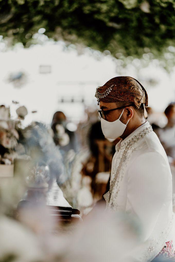 Ines & Ibrahim Wedding by AKSA Creative - 029