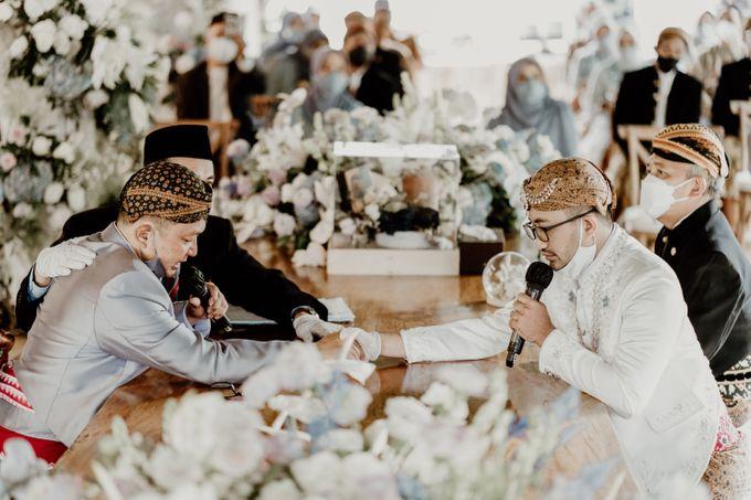 Ines & Ibrahim Wedding by AKSA Creative - 028