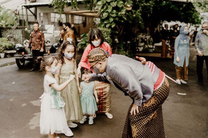 Ines & Ibrahim Wedding by AKSA Creative - 007
