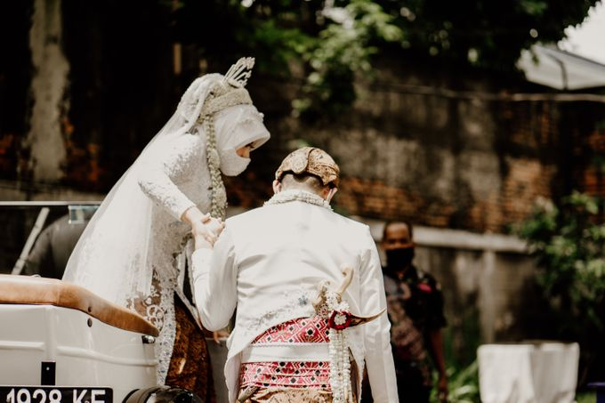 Ines & Ibrahim Wedding by AKSA Creative - 006