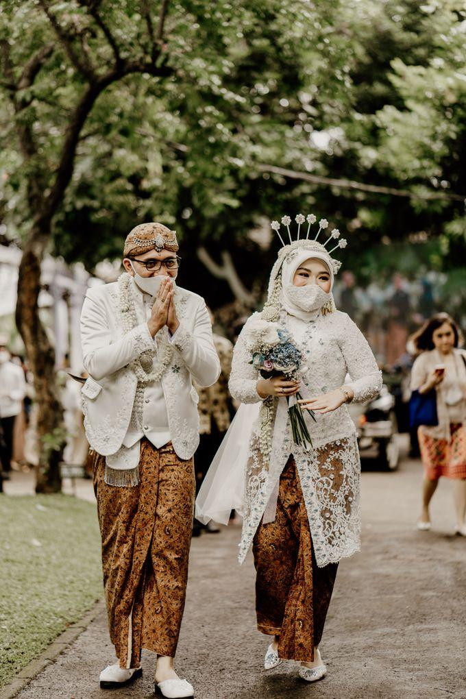 Ines & Ibrahim Wedding by AKSA Creative - 005