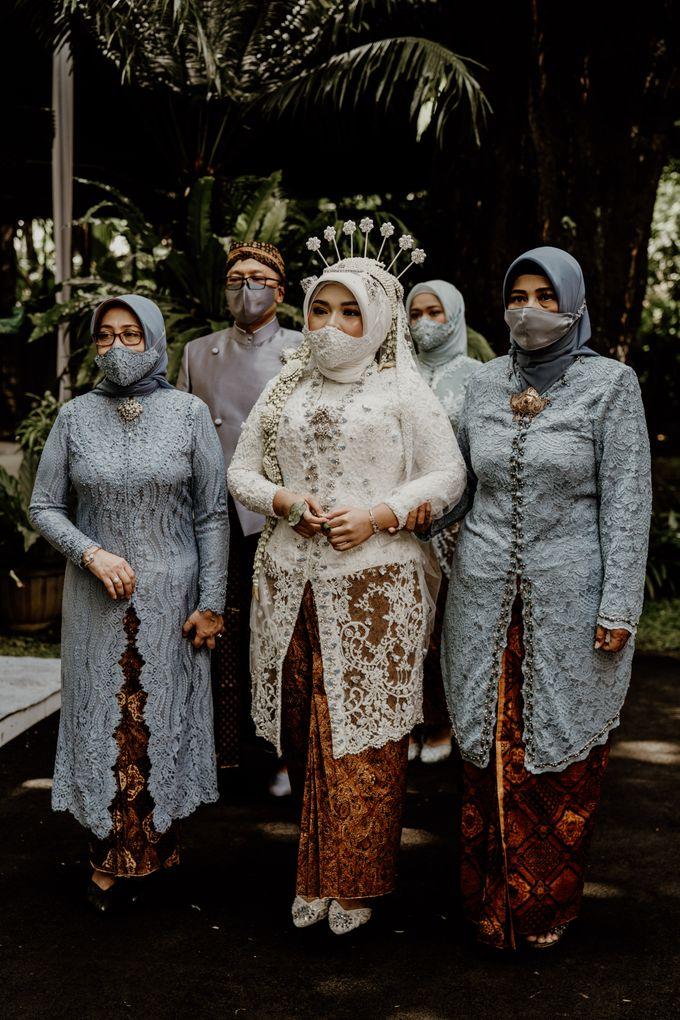 Ines & Ibrahim Wedding by AKSA Creative - 027