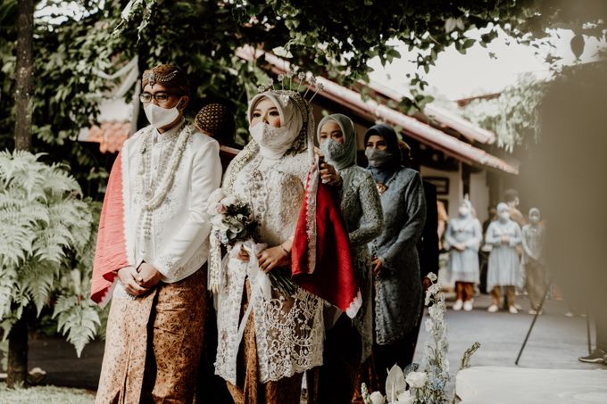 Ines & Ibrahim Wedding by AKSA Creative - 026
