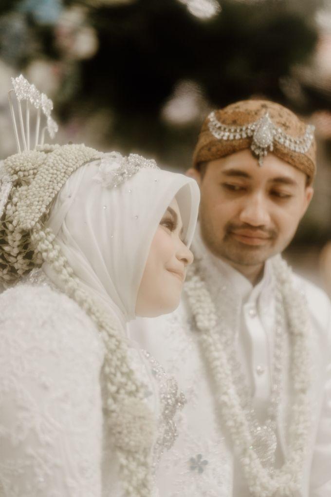 Ines & Ibrahim Wedding by AKSA Creative - 001