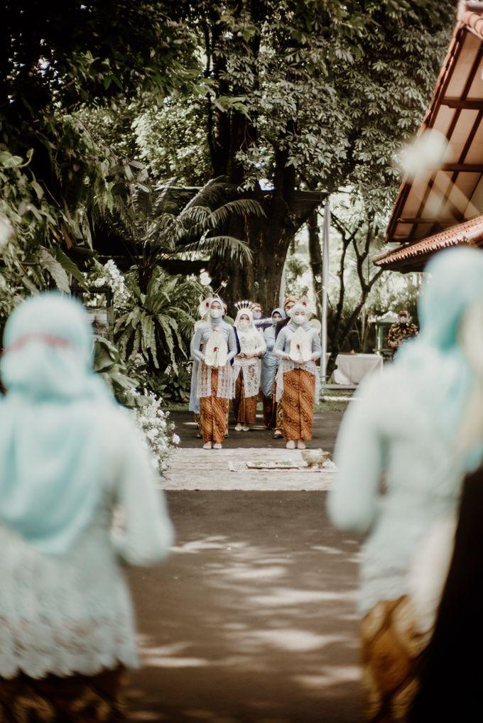 Ines & Ibrahim Wedding by AKSA Creative - 014
