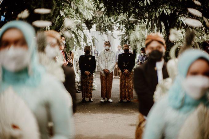 Ines & Ibrahim Wedding by AKSA Creative - 015