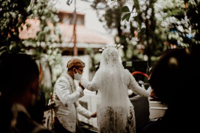 Ines & Ibrahim Wedding by AKSA Creative - 009