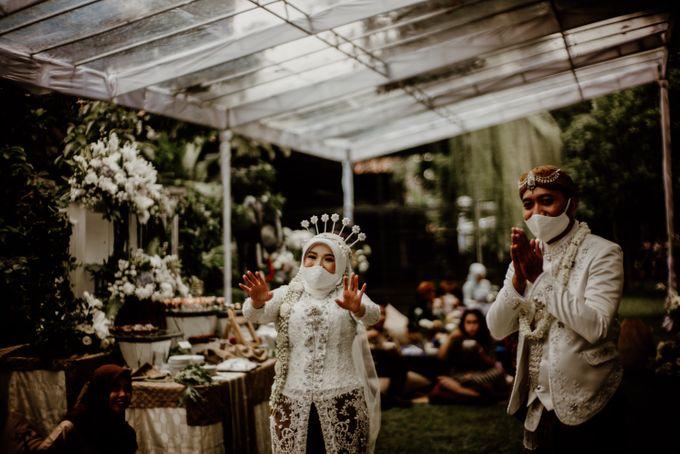 Ines & Ibrahim Wedding by AKSA Creative - 008
