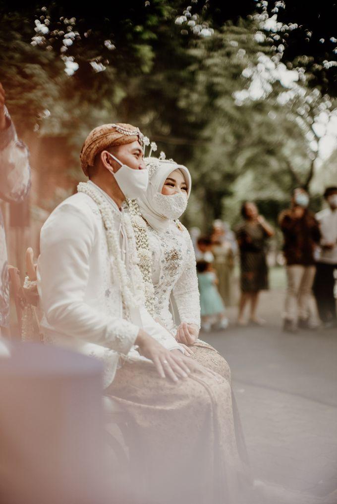 Ines & Ibrahim Wedding by AKSA Creative - 004