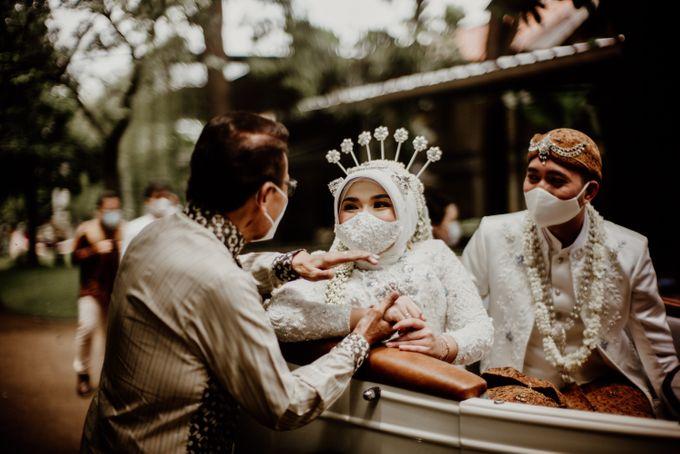 Ines & Ibrahim Wedding by AKSA Creative - 003