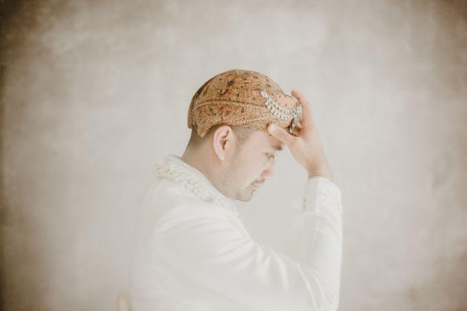 Ines & Ibrahim Wedding by AKSA Creative - 002