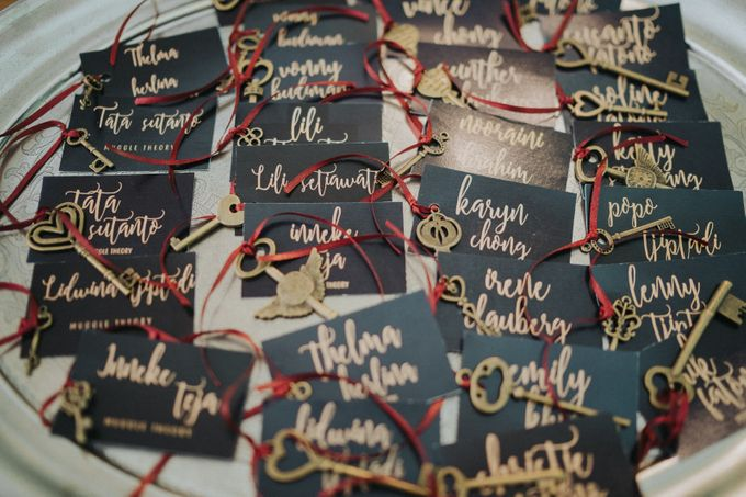 Twilight and Harry Potter Themed Wedding by Terralogical - 004