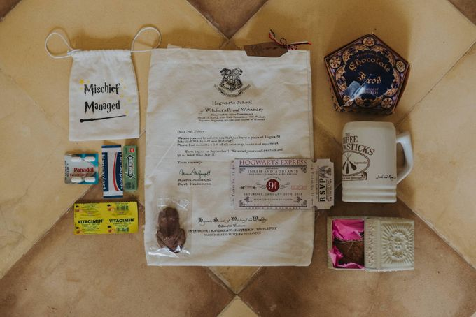 Twilight and Harry Potter Themed Wedding by Terralogical - 014