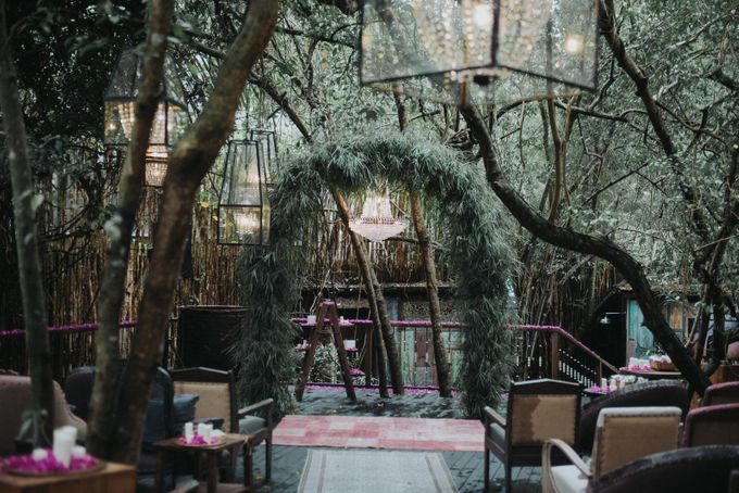 Twilight and Harry Potter Themed Wedding by Terralogical - 022