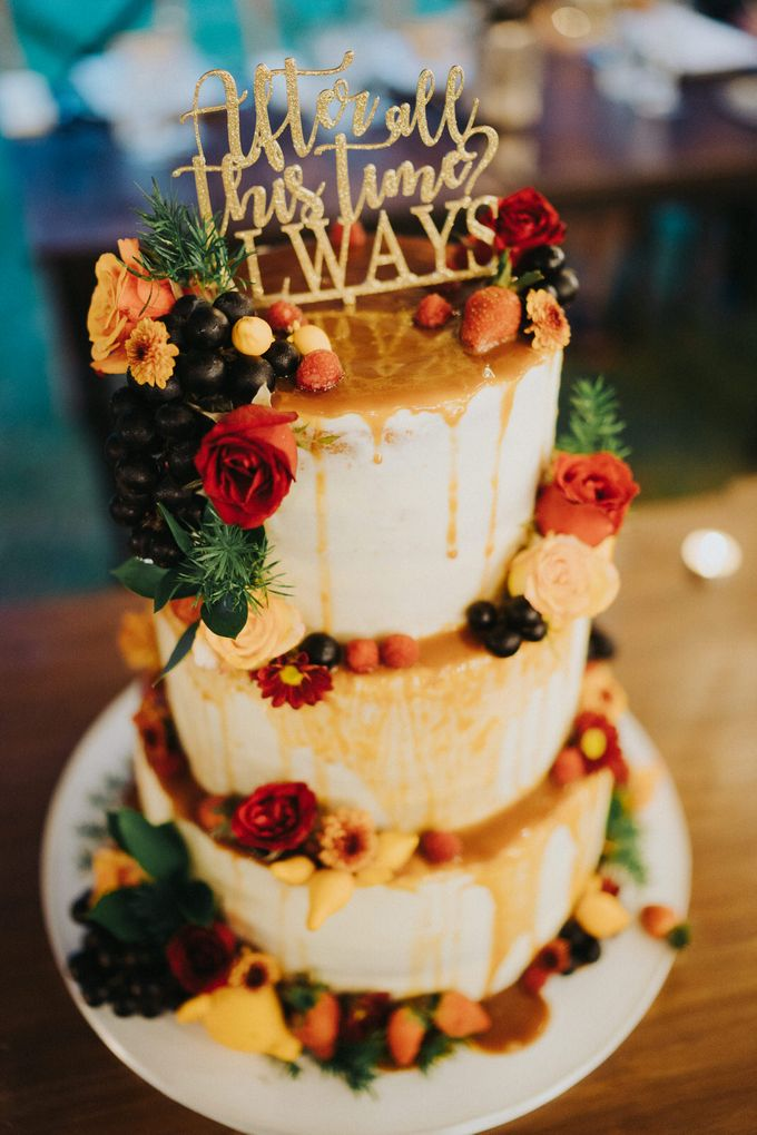 Twilight and Harry Potter Themed Wedding by Terralogical - 043