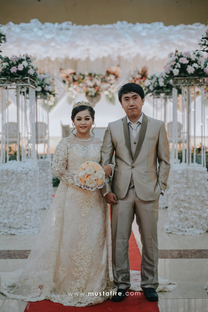 The Wedding of Devina & Yus Ryadi by Inikreasiku - 007