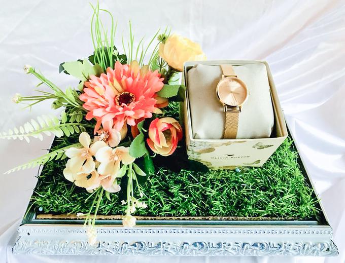 White silver tray for wedding IIn by Inikreasiku - 003