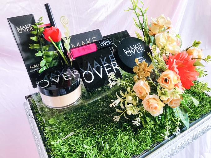 White silver tray for wedding IIn by Inikreasiku - 004